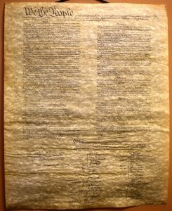 U.S. Constitution Expired. California Exemptions Revoked. Natural Law Stands. Old-438035_1920-1-245x300